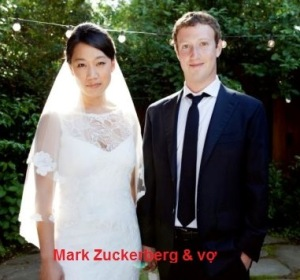 Mark-Zuckerberg-Hochzeit