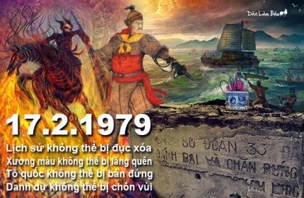 Image result for Chiến tranh biên giới Việt Trung image